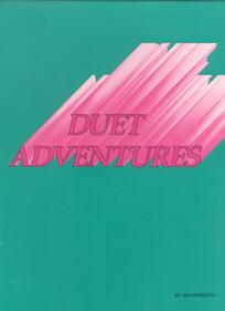 Duet Adventures Flute [FD1004] (piano accompaniment book)