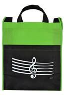 Lime Green Tote Bag