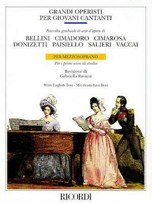 Great Opera Composers for Young Singers - Mezzo-soprano