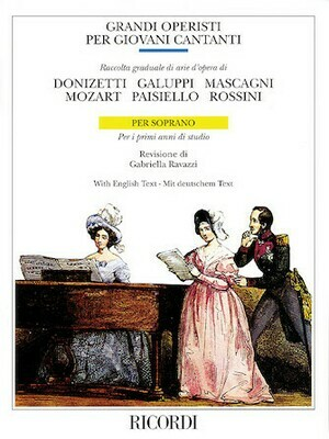 Great Opera Composers for Young Singers - Soprano