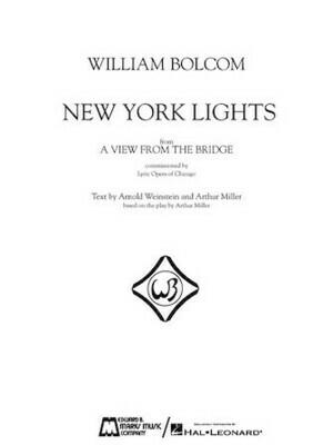 William Bolcom - New York Lights