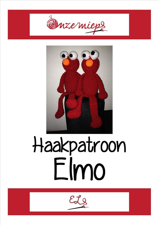 Haakpatroon Elmo
