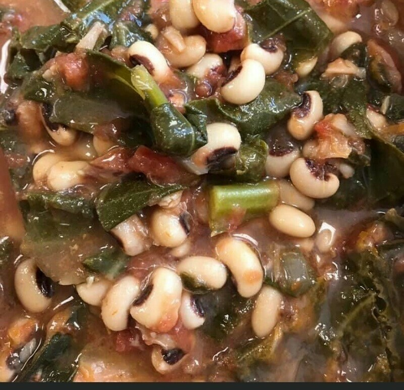 Black-eyed Pea Stew Pints Only