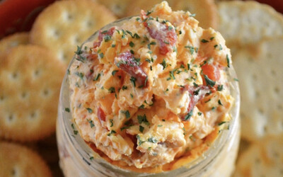 Pimento Cheese Per Pint Available Friday