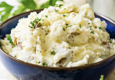 Red Skin  Smashed Potatoes Per Pound