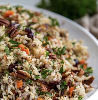 Wild Rice Blend Pilaf Per Pound Available Thursday