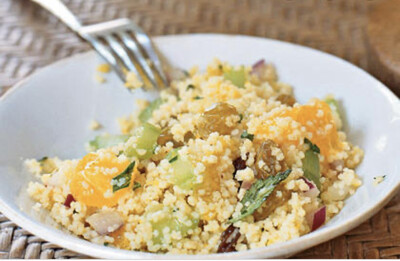 Citrus Couscous Salad Available Friday Per Pound