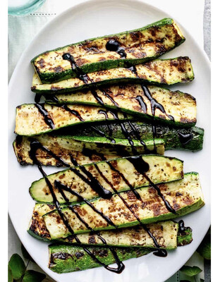 Grilled Zucchini Available Thursday Per Pound