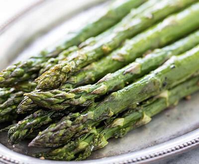 Asparagus With Lemonaise