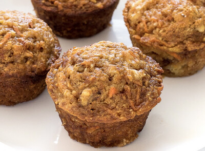 Morning Glory Muffins Available Saturday