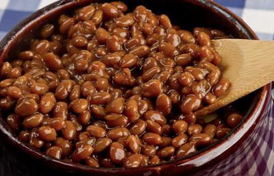 Bourbon Baked  Beans Per Pound