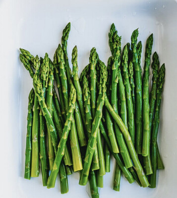 Asparagus with Lemonaise Per Pound Available Friday