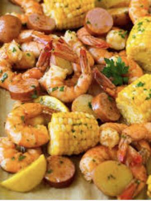 Shrimp Boil Dinner Box