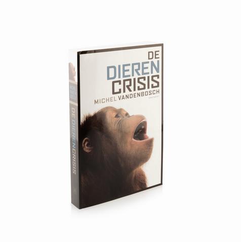 book 'De dierencrisis' - Michel Vandenbosch (NL)