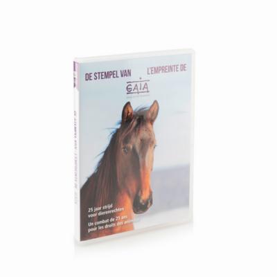 dvd 'De stempel van GAIA/L'empreinte de GAIA' (NL/FR)