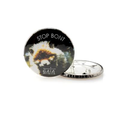 pin 'Stop bont'