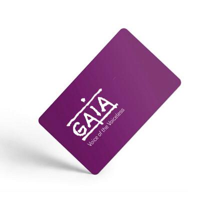 GAIA gift card