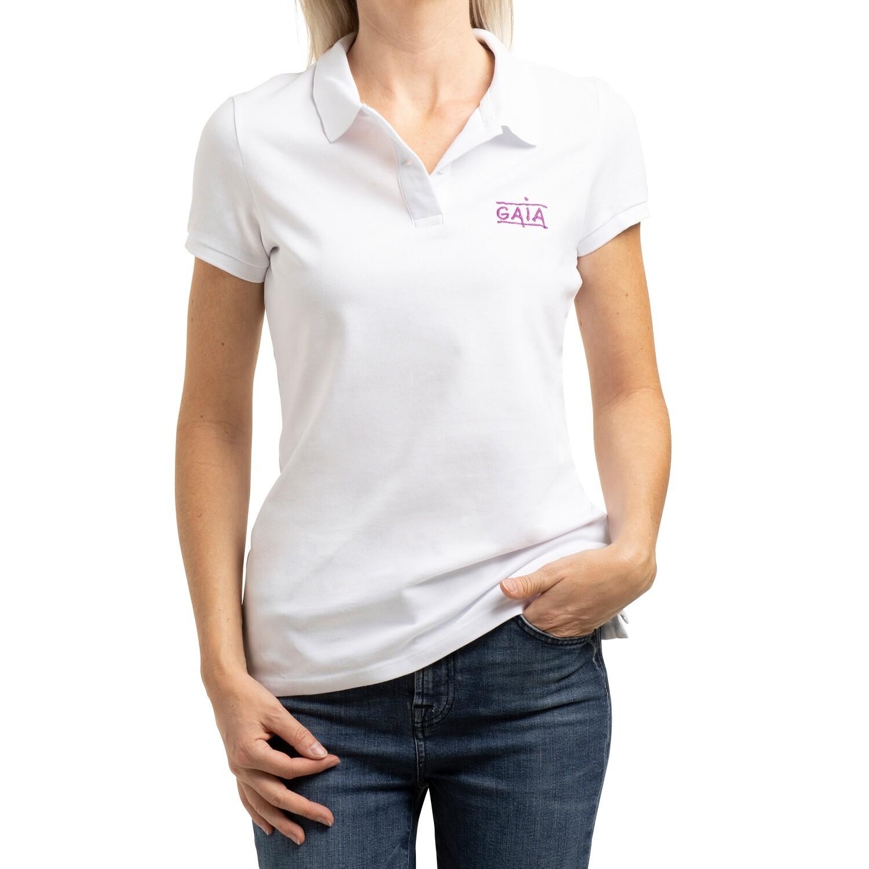 polo t-shirt 'GAIA' (vrouw)
