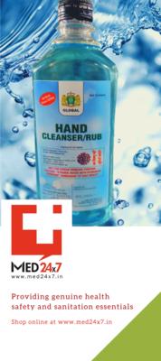 Alcohol-based Hand Rub-500ML