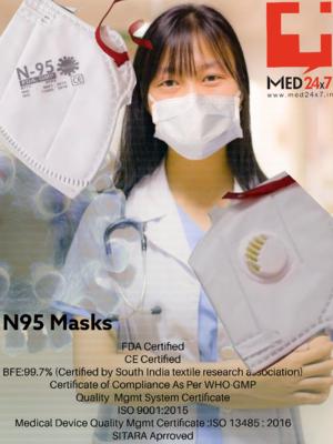 Premium Quality Respirator Masks