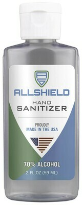 2 oz Sanitizer Gel - By The Case
