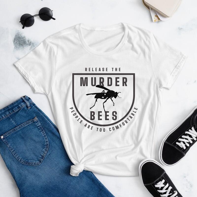 Women's Murder Bees Tee