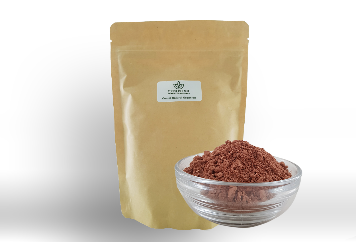 Cacao Natural Orgánico 250g