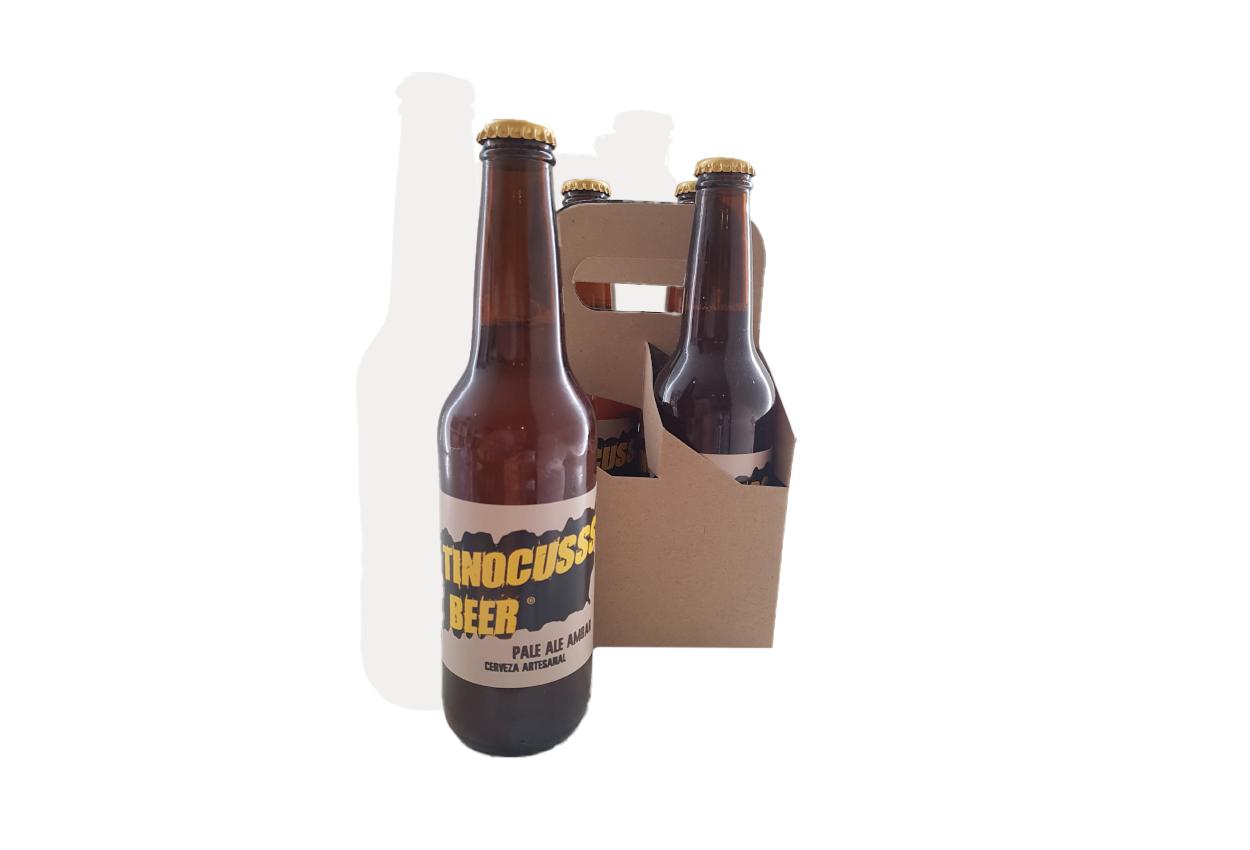 4 Pack Cerveza, tres estilos a escoger