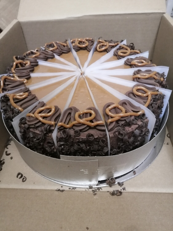 Gâteau dulce de leche 10