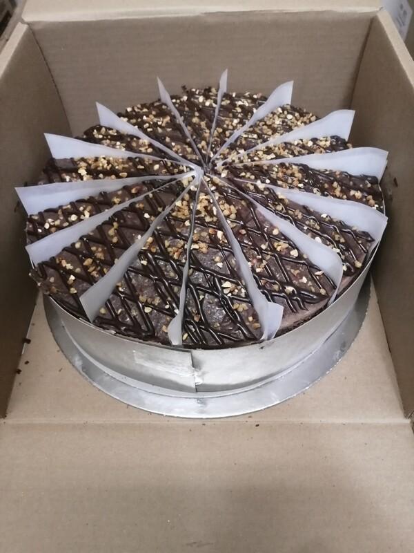 Gâteau rocher prali e 10