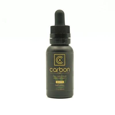 Carbon CBD Oil - 500mg