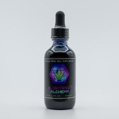 Inlightened Alchemy's Spagyric CBD Oil 8000mg