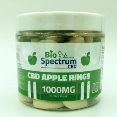 CBD Apple Rings 1000mg