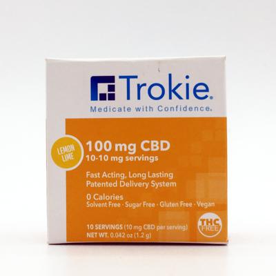 Trokie CBD Tablets 100mg