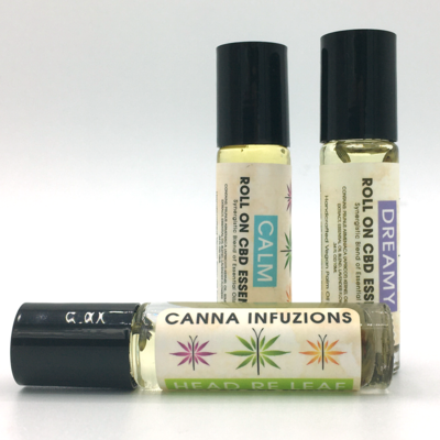 Canna Infusions Oil Rollers