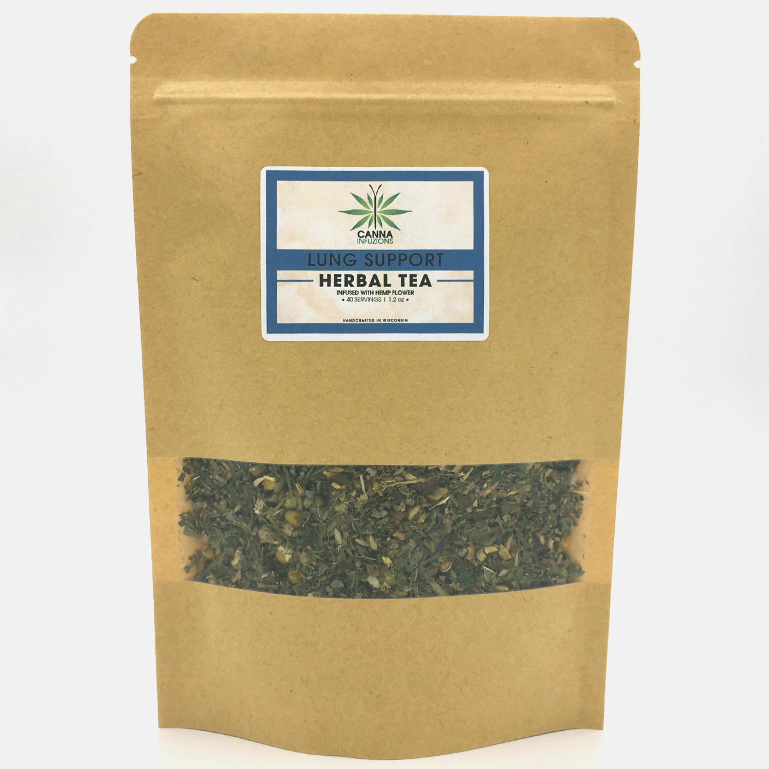 Canna Infusions Lung Support Tea