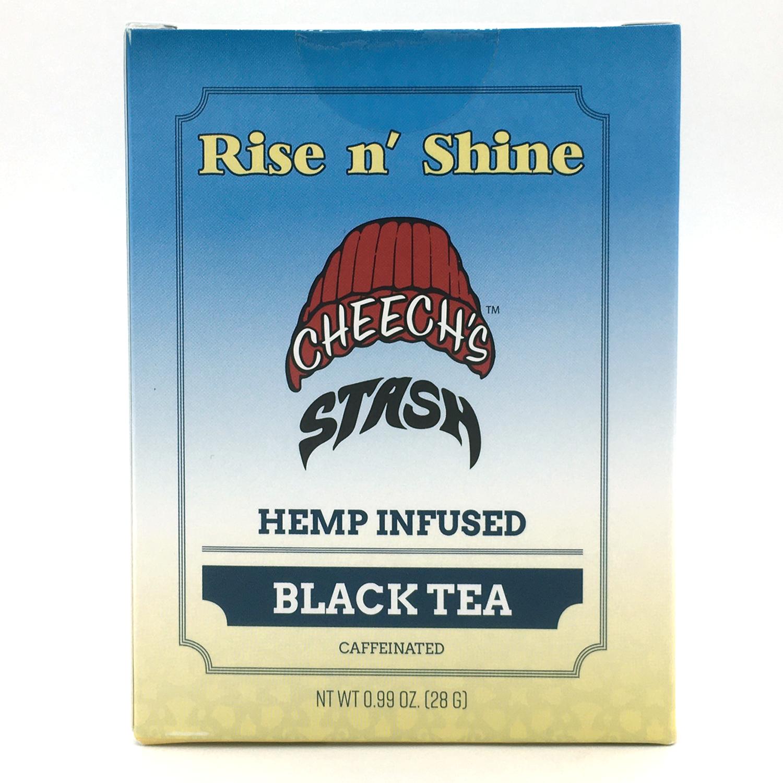 Cheech's Stash - Rise 'n Shine CBD Tea