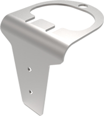 Halterung für die Schutzhülle des TriTemp Infrarot-Stirnthermometer
