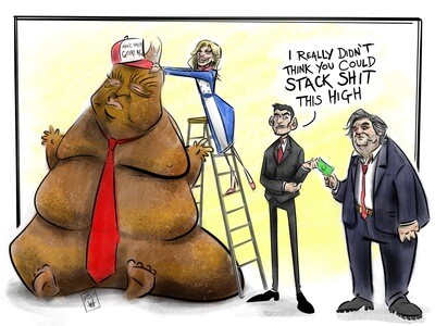 Republican S**t Stack