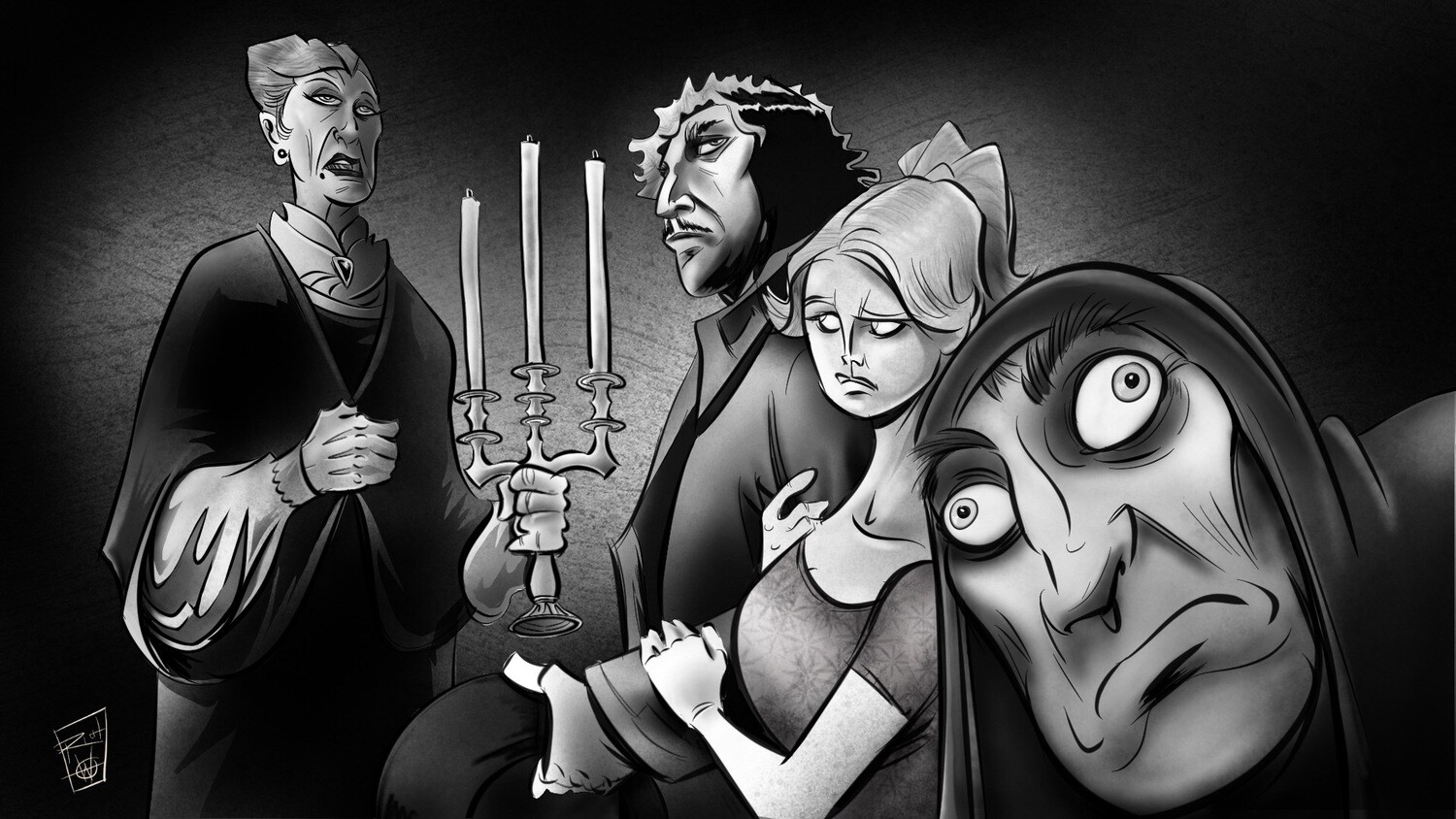 Young Frankenstein : Stay Close to Ze' Candles