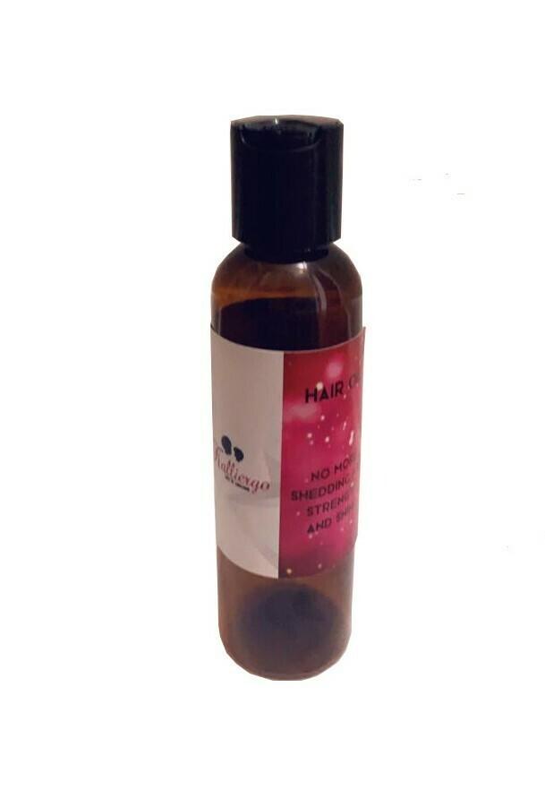 Kalliergo Hair Oil