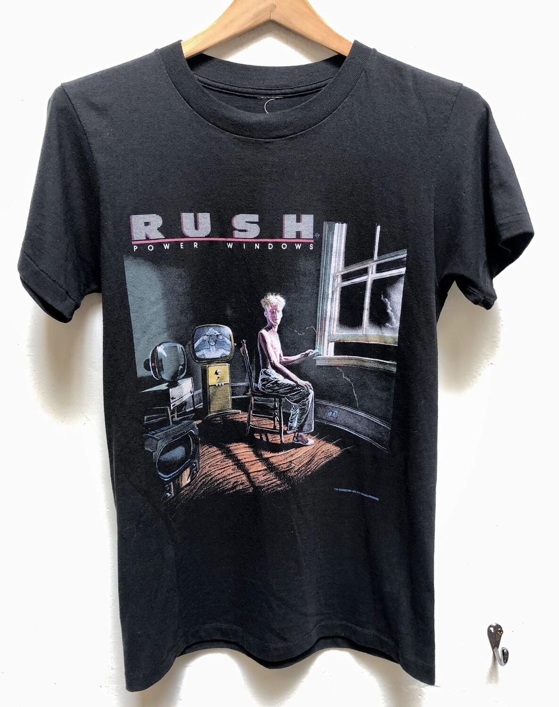 Vintage Rush Power Window Tour T-shirt