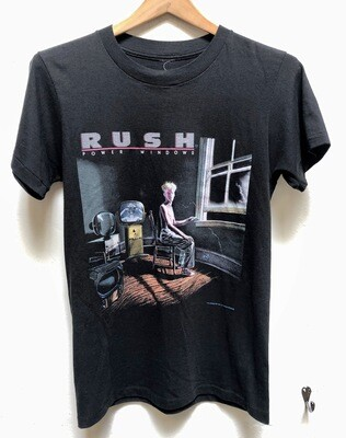 Vintage Rush Power Window Tour T-shirt