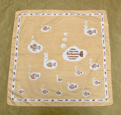 Courreges Cotton Scarf