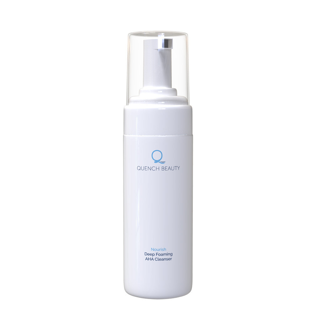 Deep Foaming AHA Cleanser