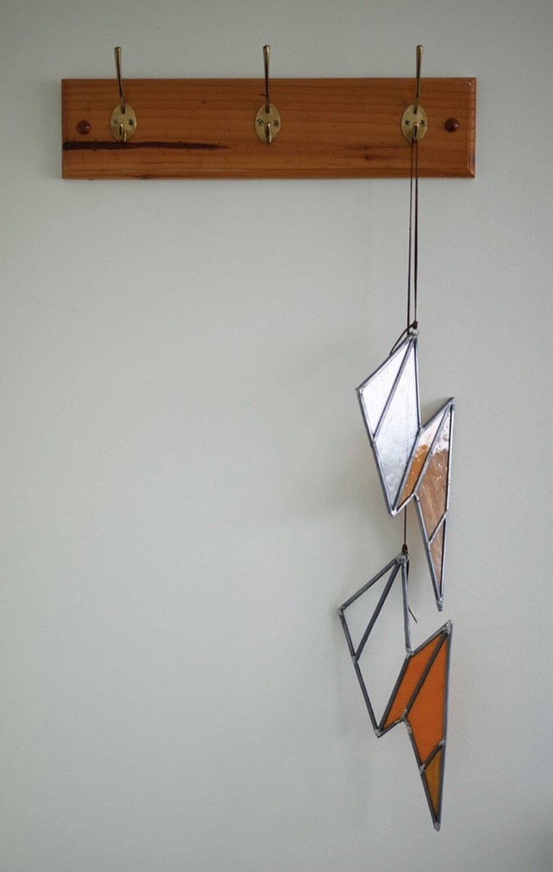 Scarlett Hunter Lightning Glass
