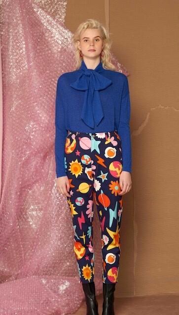 Vow Studio Floral Universe Jeans