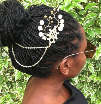 Captivating Naturals Mali Hair Piece
