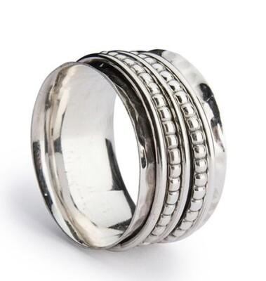 Indah Koin Joy Meditation Ring
