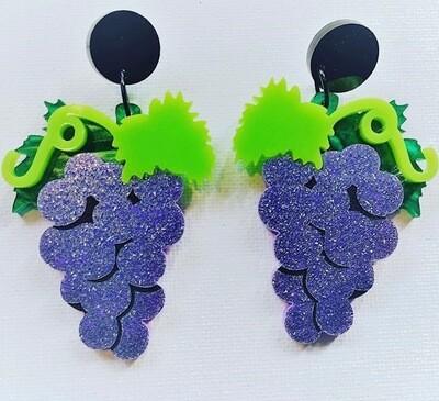 Coup De Colore Purple grapes